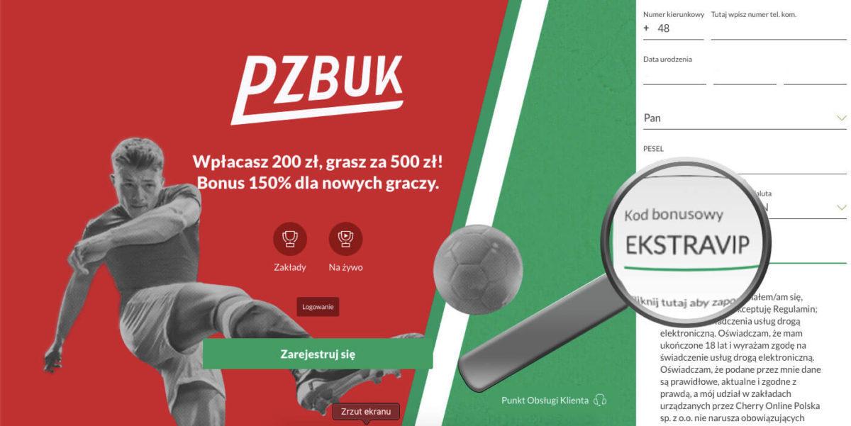 pzbuk kod bonusowy 2020