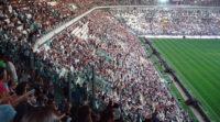 Tło bukmachera BET365 - stadion Junveutusu