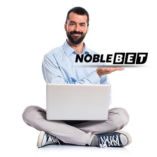 Bonus bukmachera Noblebet